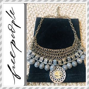 Free People Collar Necklace